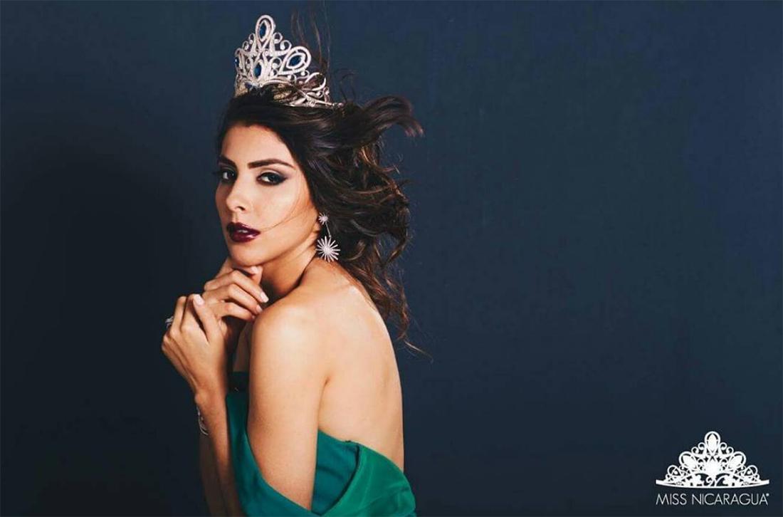 Berenice Quezada Crowned Miss Nicaragua 2017: Vos TV • Noticias Y Entretenimiento De Nicaragua