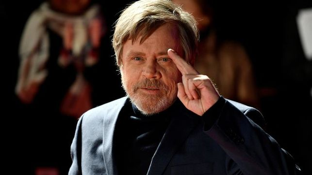 Mark Hamill. Foto: EFE-LONDRES
