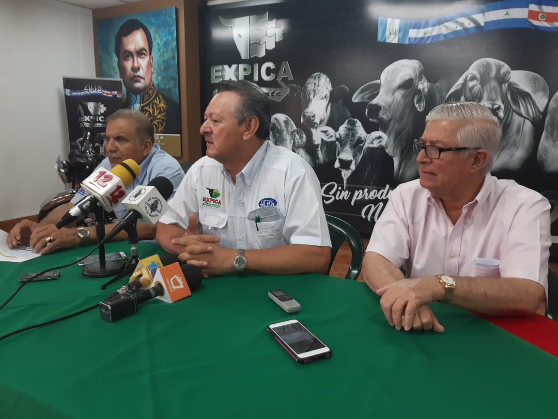 Conferencia de prensa Expica Permanente 2019. FOTO: JIMMY ROMERO | VOS TV