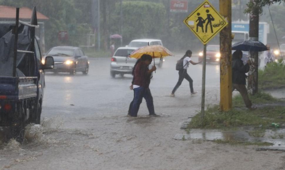 Tormenta tropical Zeta generará lluvias en Nicaragua por la tarde - Vos TV