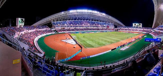 El estadio nacional en San José será sede del partido de Copa Oro 2019.