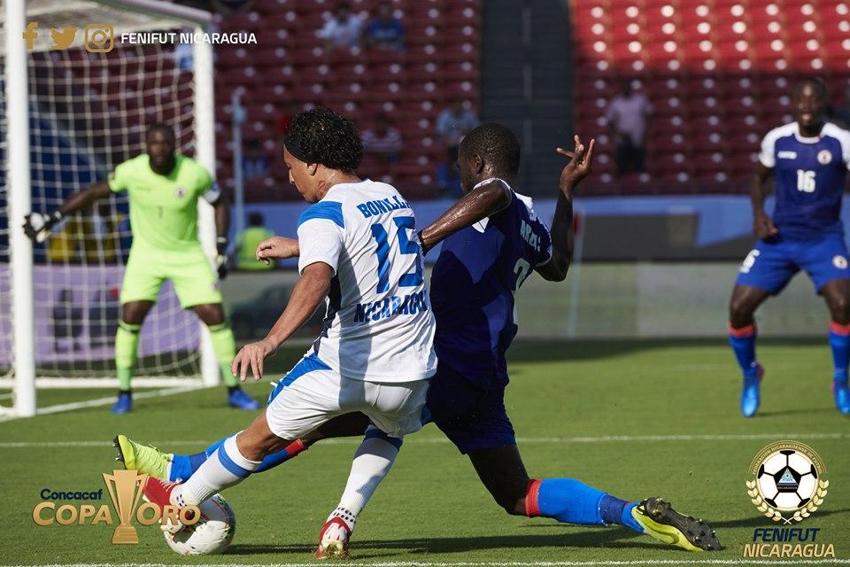 Byron Bonilla el futbolista diferente en Nicaragua