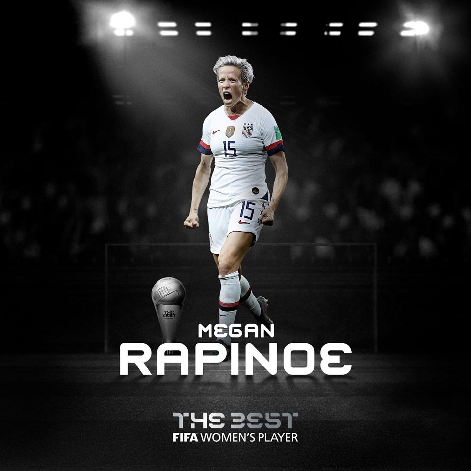Simplemente la mejor jugadora del planeta