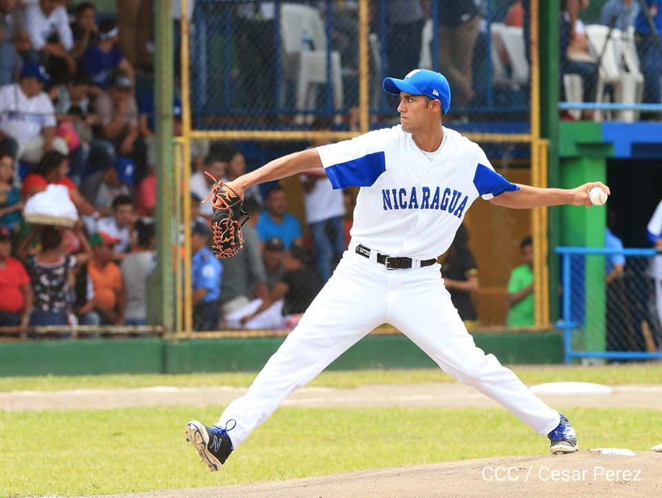 El zurdo Elvin Gutiérrez fue el abridor en Matagalpa