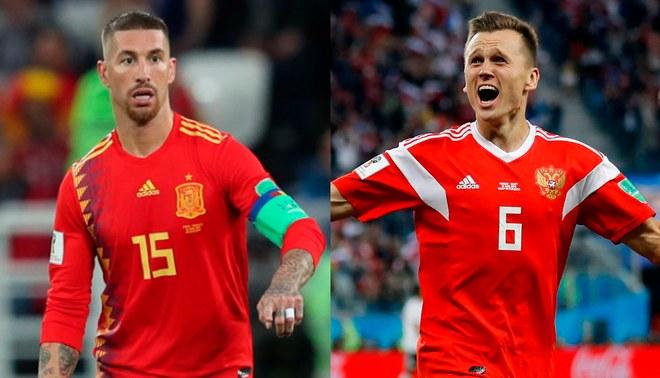 España ante el reto de vencer al anfritrión