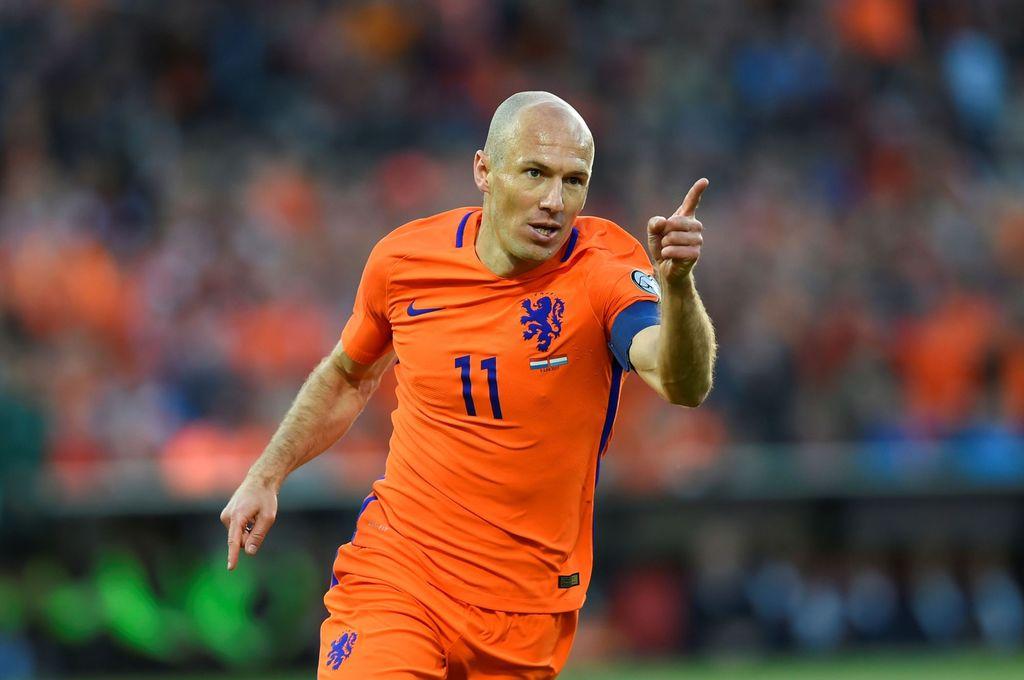 Un subcampeonato y tercer lugar obtuvo el jugador con Holanda en mundiales