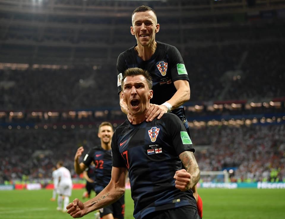Mandzukic anota el gol del pase a la final