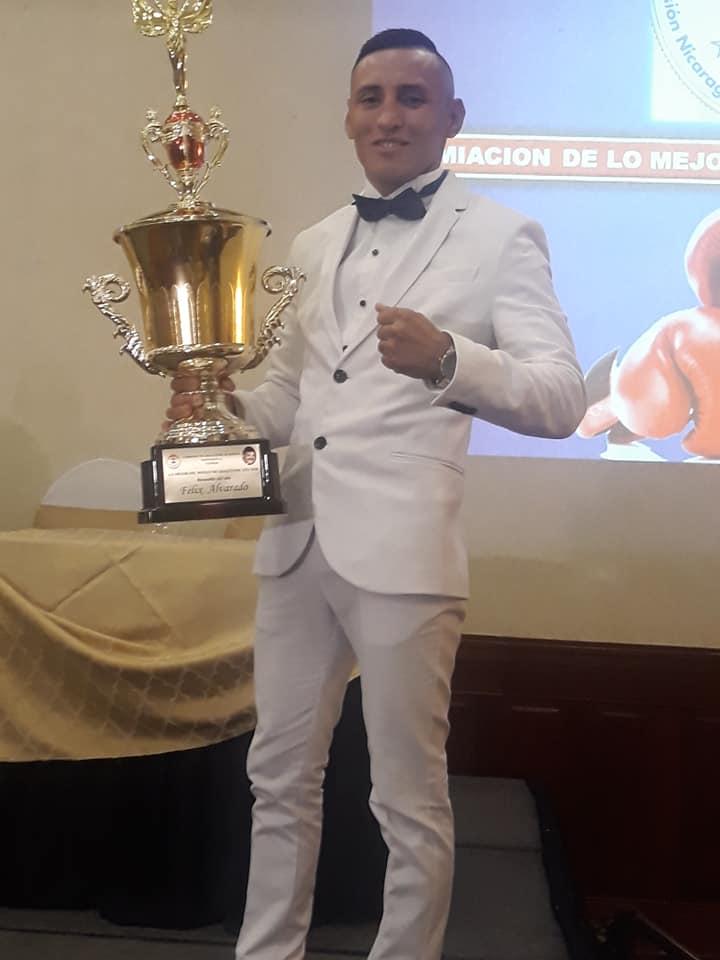 Félix Alvarado el mejor boxeador 2018