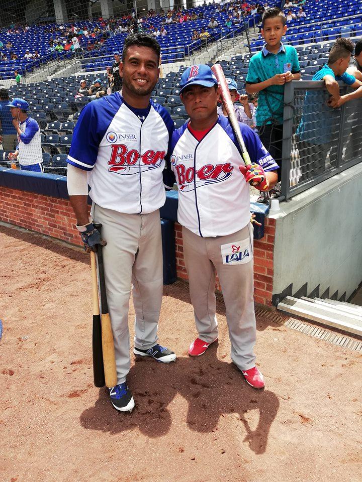 Wuillians Vásquez y Juan Carlos Urbina líderes ofensivos del Bóer