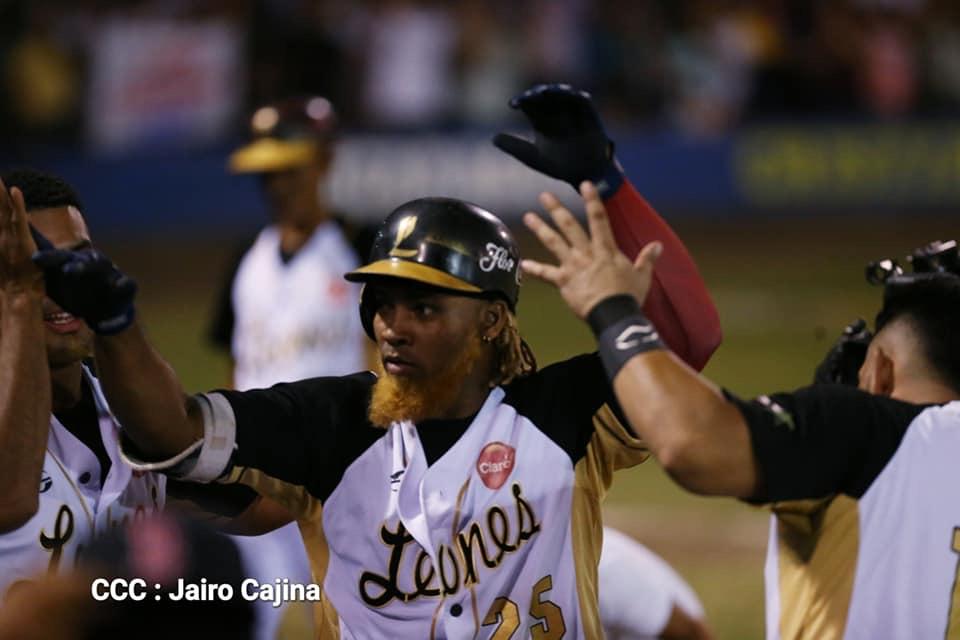 Keury de la Cruz conectó de cuadrangular ante los Tigres