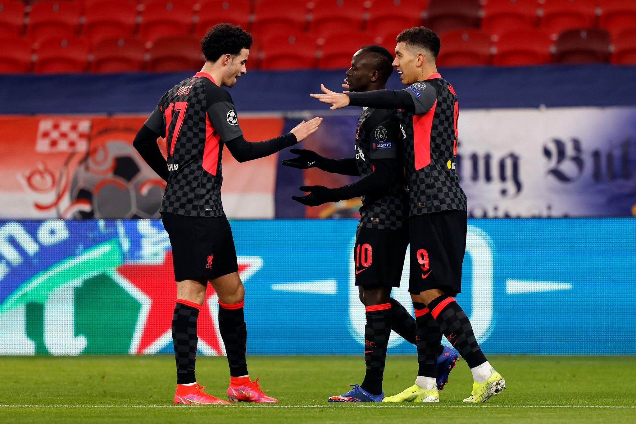 Liverpool gano su partido disputado en Alemania