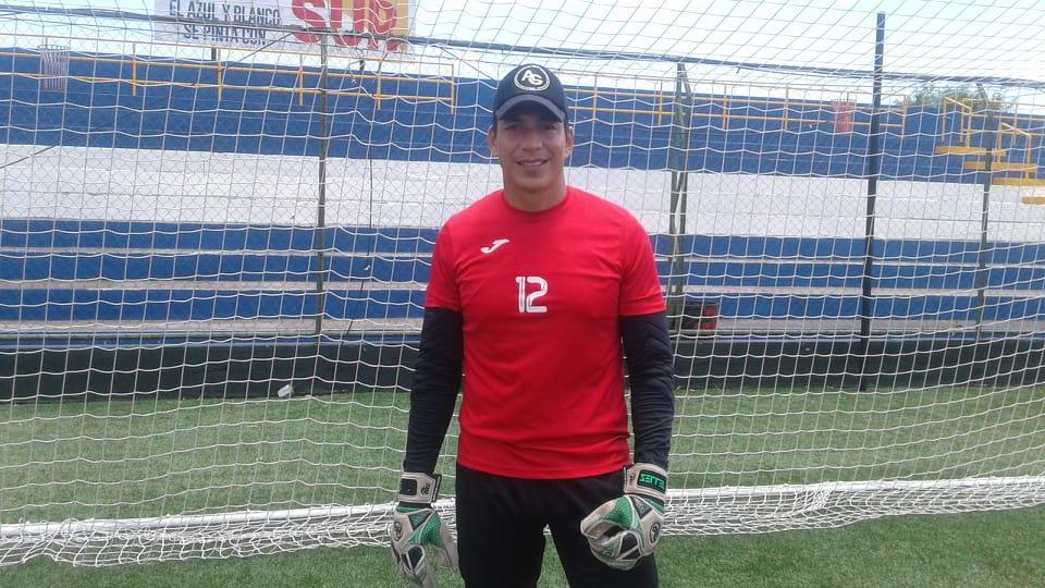 Diedrich Tellez defenderá el arco de la UNAN Managua.