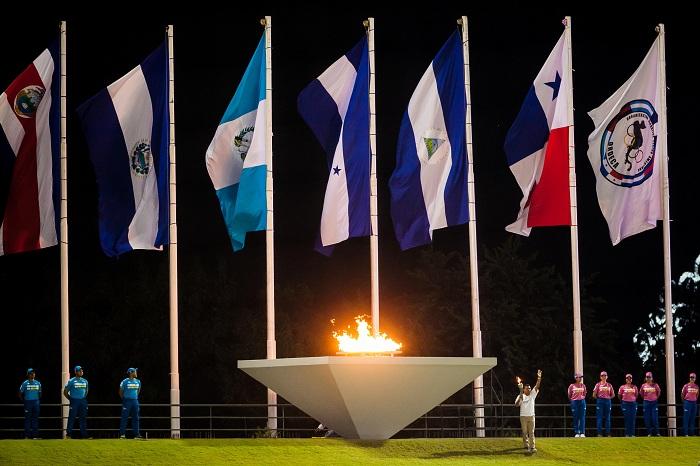 Primeros Juegos Centroamericanos en Managua