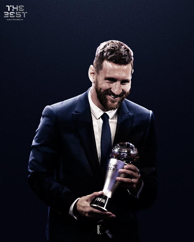Lionel Messi, el mejor jugador del mundo. FOTO: VOS TV | CORTESÍA