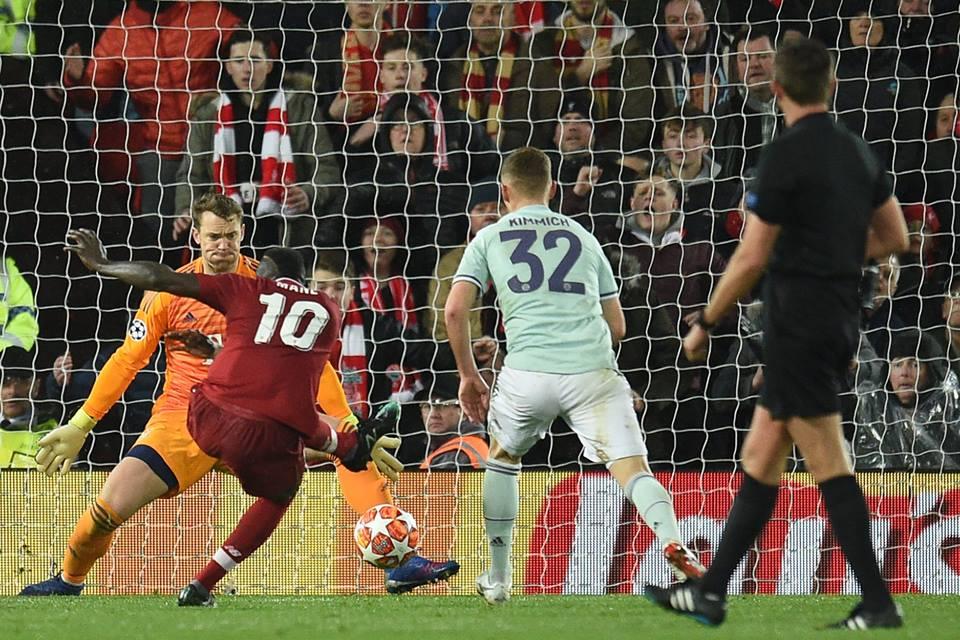 Liverpool también igualo sin goles con el Bayer