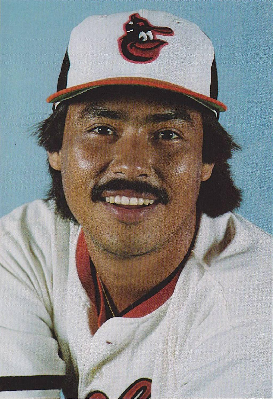 Dennis Martínez, exbigleaguer nicaragüense.