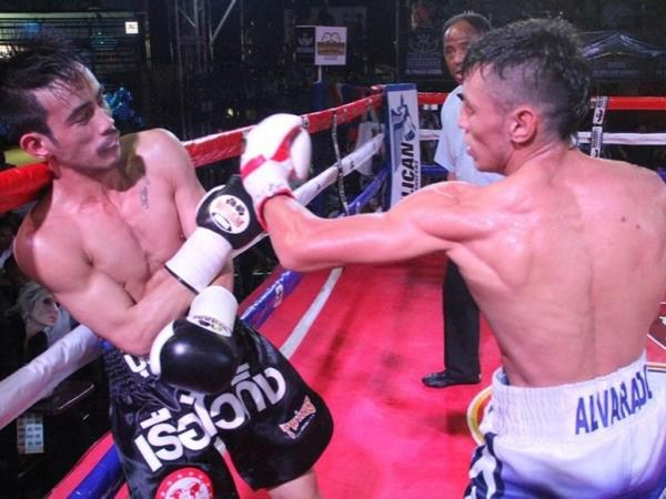 Félix Alvarado un boxeador humilde de gran corazón