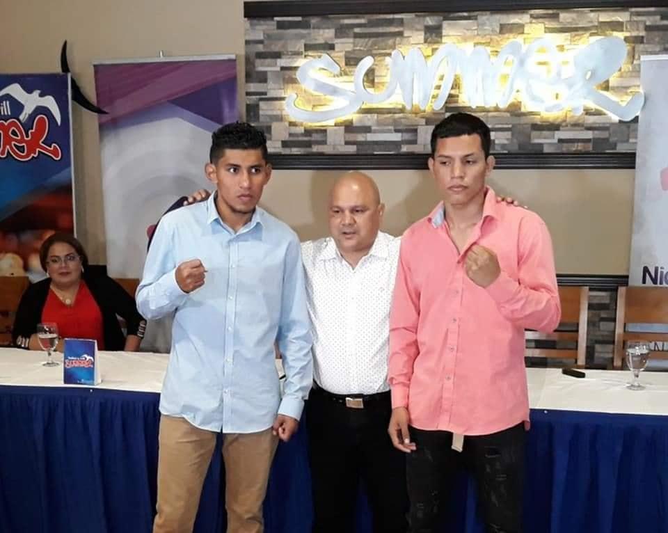 Robín Zamora vs Ramiro Blanco el combate estelar