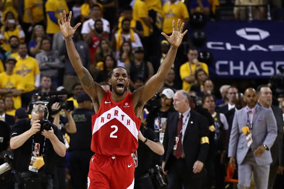 Leonard, el MVP de las finales 2019