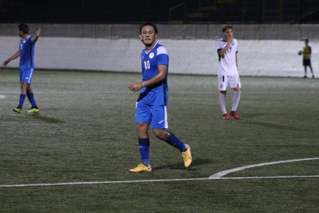 Byron Bonilla jugador importante para Nicaragua