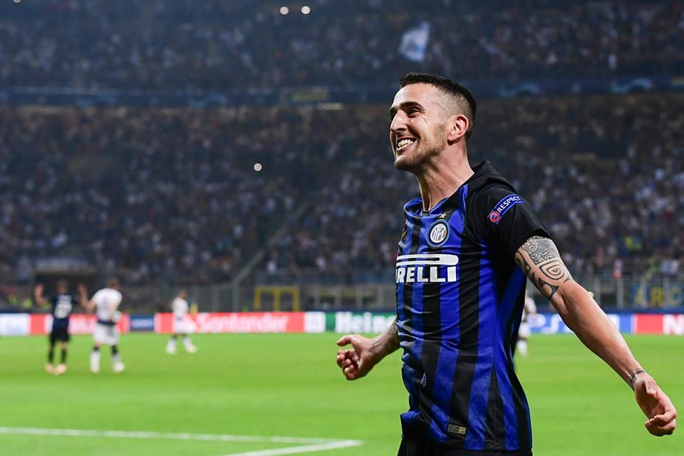 Vecino el gran salvador del Inter