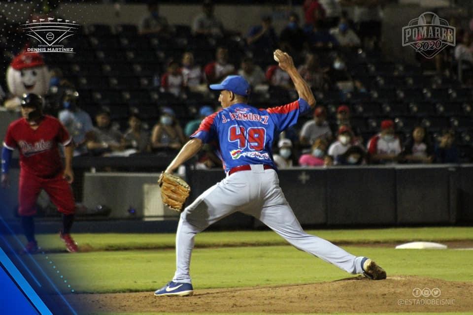Juan Bermudez se apuntó la victoria por el Bóer