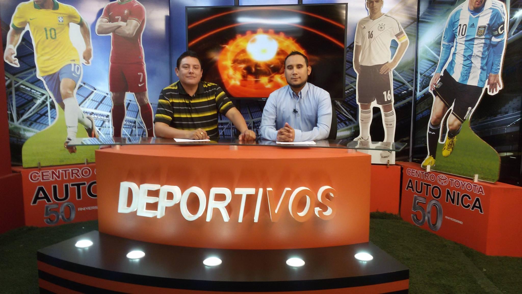 Zona Mundialista programa especial en Deportivos