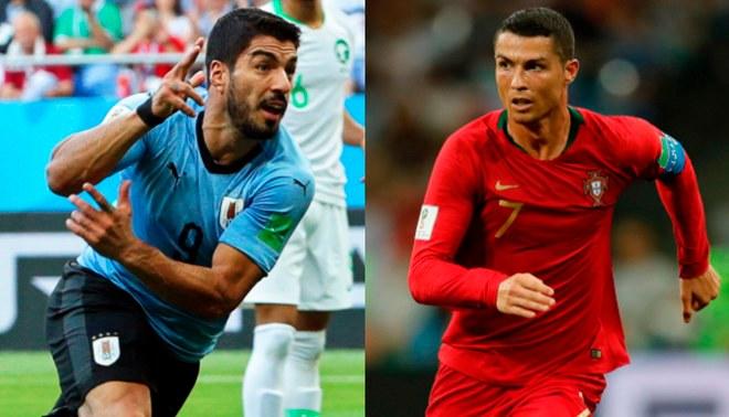 Suárez y Cristiano los grandes goleadores