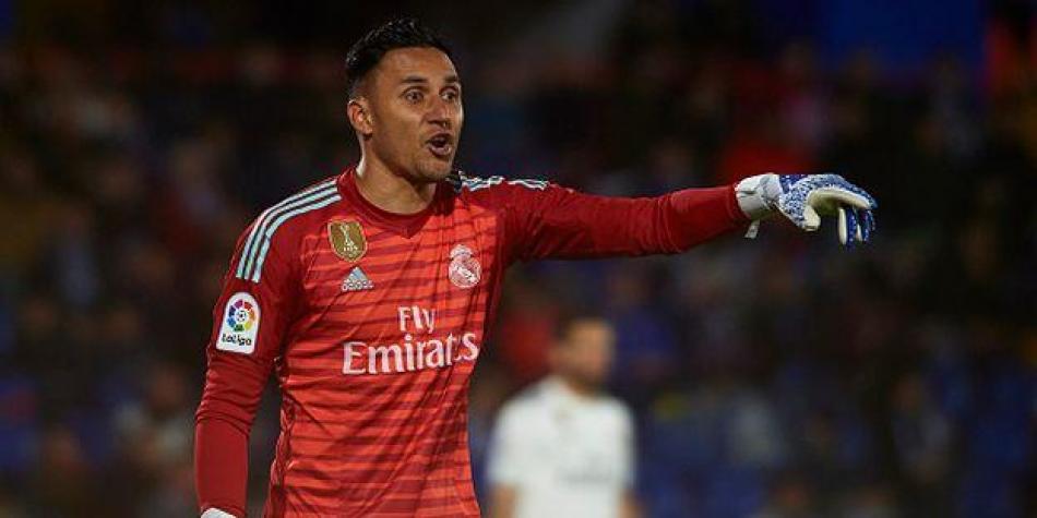 Navas pidió oficialmente su salida del Real Madrid.