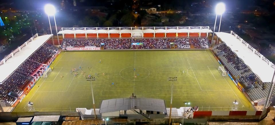 El Estadio Independencia no cuenta con la certificación FIFA para el partido